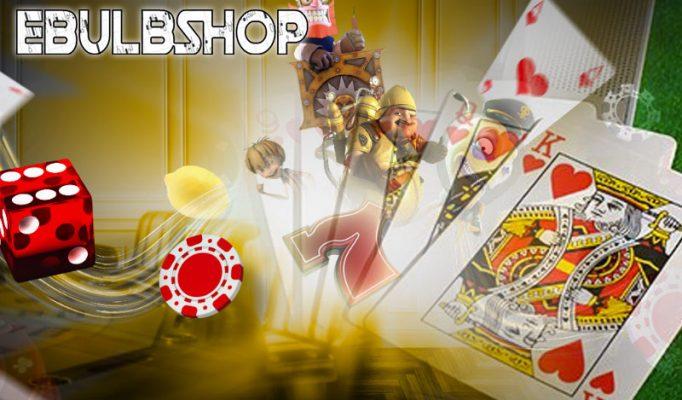 Casino Online - Banyak Kemudahan Bisa Didapat - EbulbShop