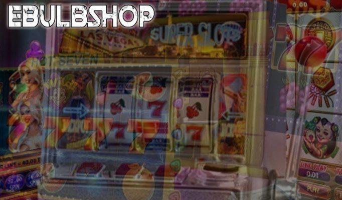 Judi Slot Online Di Situs Judi Online Terpercaya - EbulbShop